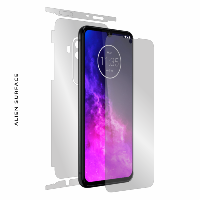 Motorola One Zoom folie protectie Alien Surface