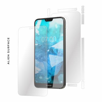 Nokia 7.1 (2018) folie protectie Alien Surface