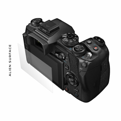 Olympus OM-D E-M1 Mark II folie protectie Alien Surface
