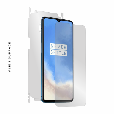 OnePlus 7T folie protectie Alien Surface