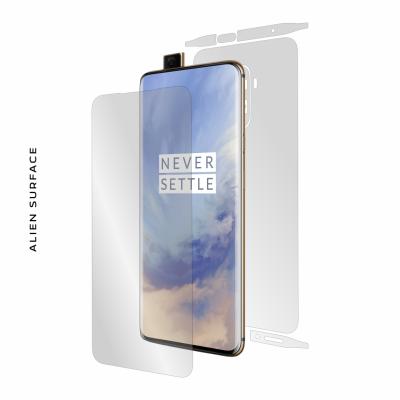 OnePlus 7T Pro folie protectie Alien Surface