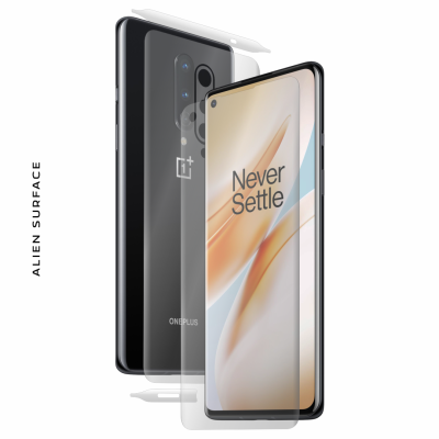 OnePlus 8 folie protectie Alien Surface
