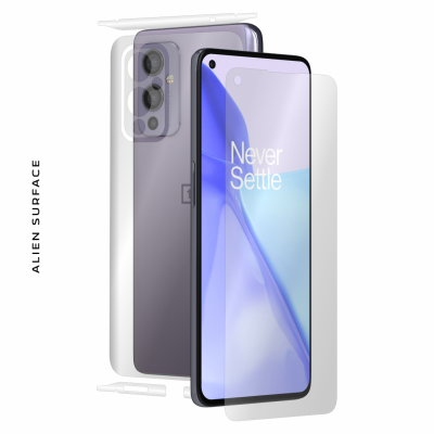 OnePlus 9 folie protectie Alien Surface