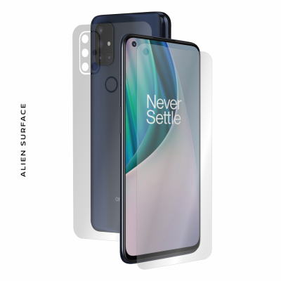 OnePlus Nord N10 5G folie protectie Alien Surface
