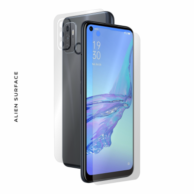 Oppo A53 (A53s) 4G folie protectie Alien Surface