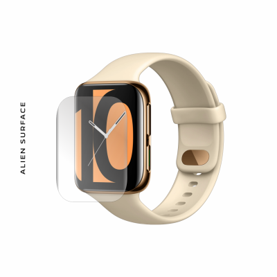 Oppo Watch 46mm (Wi-Fi) folie protectie Alien Surface