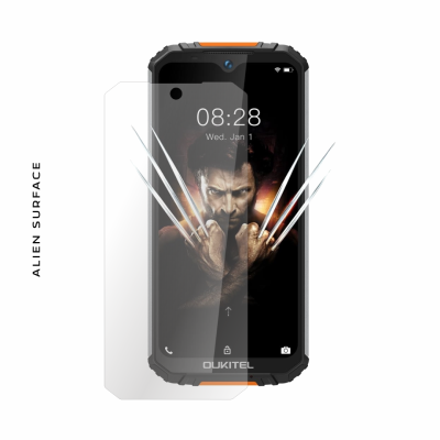 Oukitel WP6 folie protectie Alien Surface