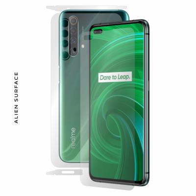 Realme X50 5G folie protectie Alien Surface