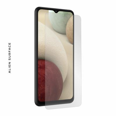 Samsung Galaxy A12 folie protectie Alien Surface