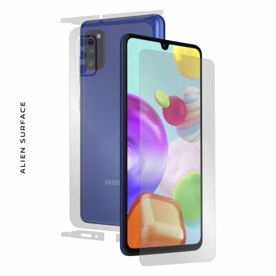 Samsung Galaxy A41 folie protectie Alien Surface