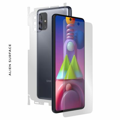 Samsung Galaxy M51 folie protectie Alien Surface