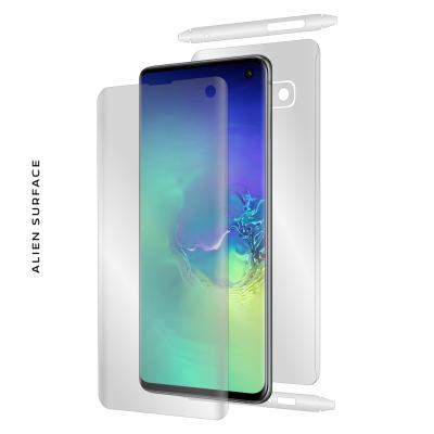 Samsung Galaxy S10 folie protectie Alien Surface