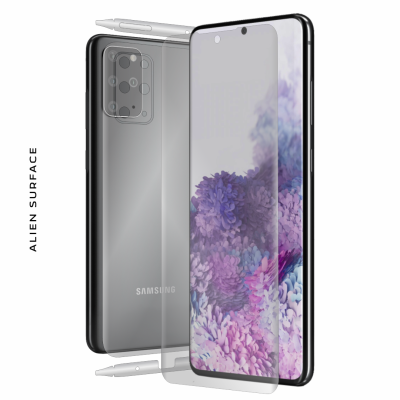 Samsung Galaxy S20 Plus folie protectie Alien Surface