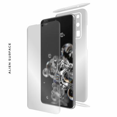 Samsung Galaxy S20 Ultra folie protectie Alien Surface