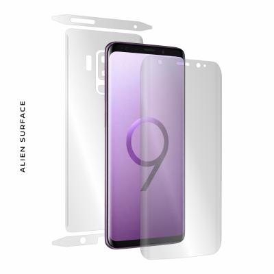 Samsung Galaxy S9 Plus folie protectie Alien Surface