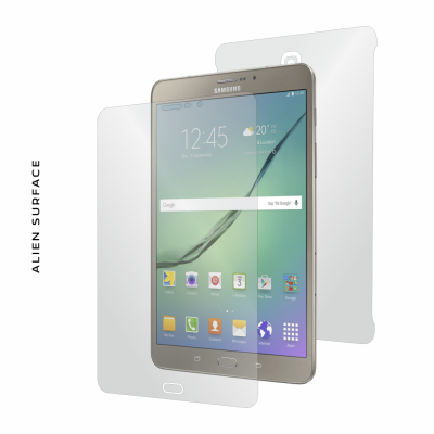 Samsung Galaxy Tab S2 VE 4G Wi-Fi 8 inch folie protectie Alien Surface