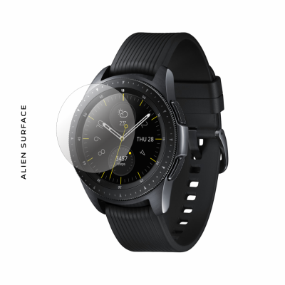 Samsung Galaxy Watch 42 Midnight Black folie protectie Alien Surface