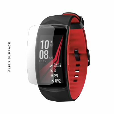 Samsung Gear Fit 2 Pro folie protectie Alien Surface