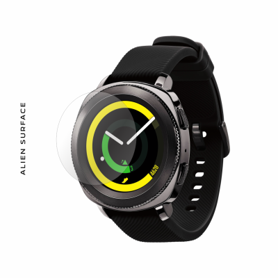 Samsung Gear Sport folie protectie Alien Surface