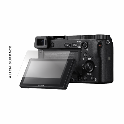Sony A6300 folie protectie Alien Surface
