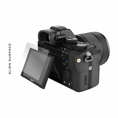 Sony A7R II folie protectie Alien Surface