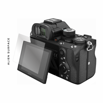 Sony A7R III folie protectie Alien Surface