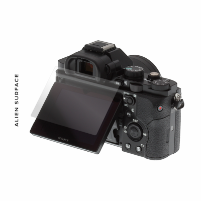 Sony Alpha A7S folie protectie Alien Surface