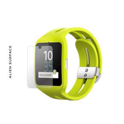 Sony SmartWatch 3 SWR50 folie protectie Alien Surface