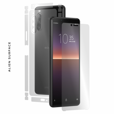 Sony Xperia 10 II folie protectie Alien Surface