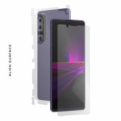 Sony Xperia 1 III folie protectie Alien Surface