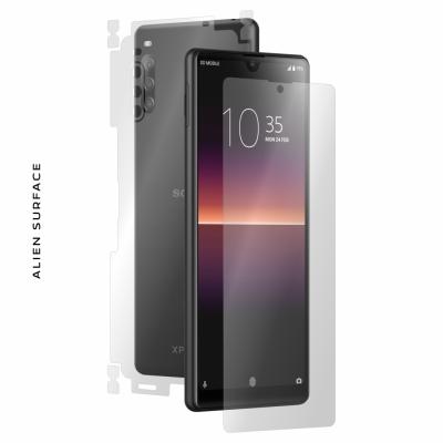 Sony Xperia L4 folie protectie Alien Surface
