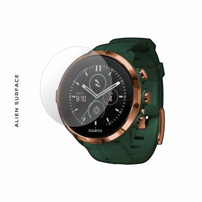 Suunto Spartan Sport Wrist HR Forest Special Edition folie protectie Alien Surface