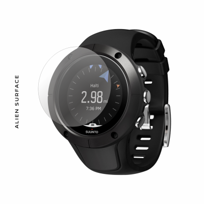 Suunto Spartan Trainer Wrist HR Black folie protectie Alien Surface