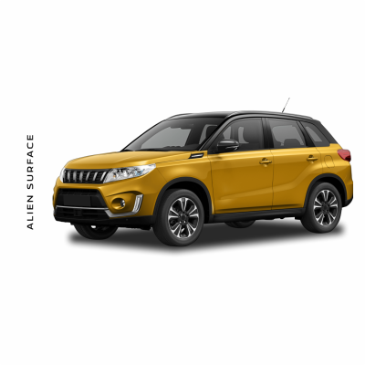 Suzuki Vitara (2019) folie protectie Alien Surface