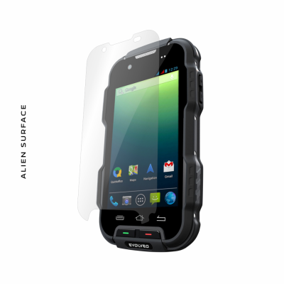 Tecmobile Titan 600 folie protectie Alien Surface