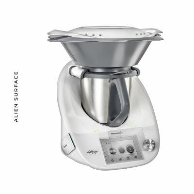 Thermomix TM5 folie protectie Alien Surface