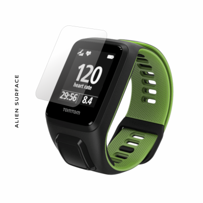 TomTom Runner 3 Cardio folie protectie Alien Surface