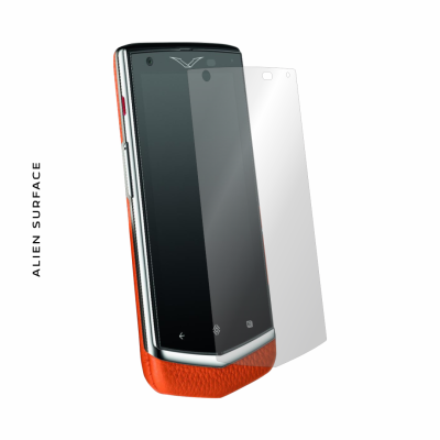 Vertu Constellation 2013 folie protectie Alien Surface
