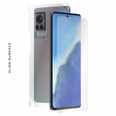 Vivo X60 Pro 5G folie protectie Alien Surface