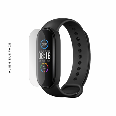 Xiaomi Mi Band 5 folie protectie Alien Surface