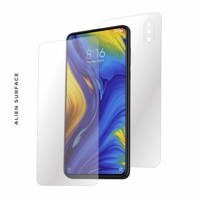 Xiaomi Mi Mix 3 5G folie protectie Alien Surface