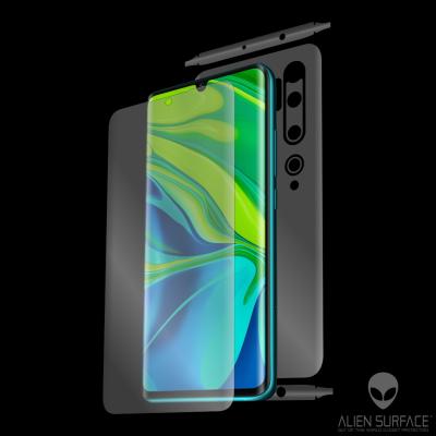 Xiaomi Mi Note 10 folie protectie Alien Surface