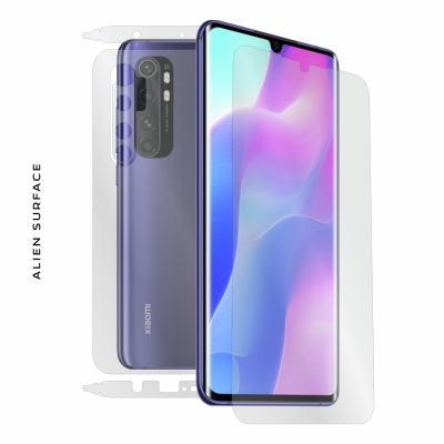 Xiaomi Mi Note 10 Lite folie protectie Alien Surface