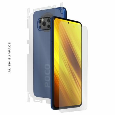 Xiaomi Poco X3 NFC folie protectie Alien Surface
