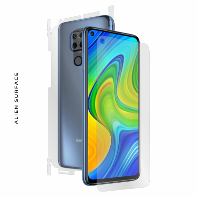 Xiaomi Redmi Note 9 folie protectie Alien Surface