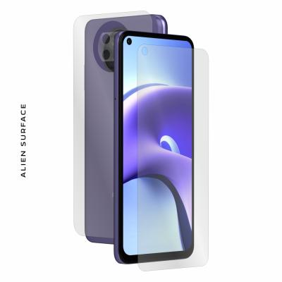 Xiaomi Redmi Note 9T folie protectie Alien Surface