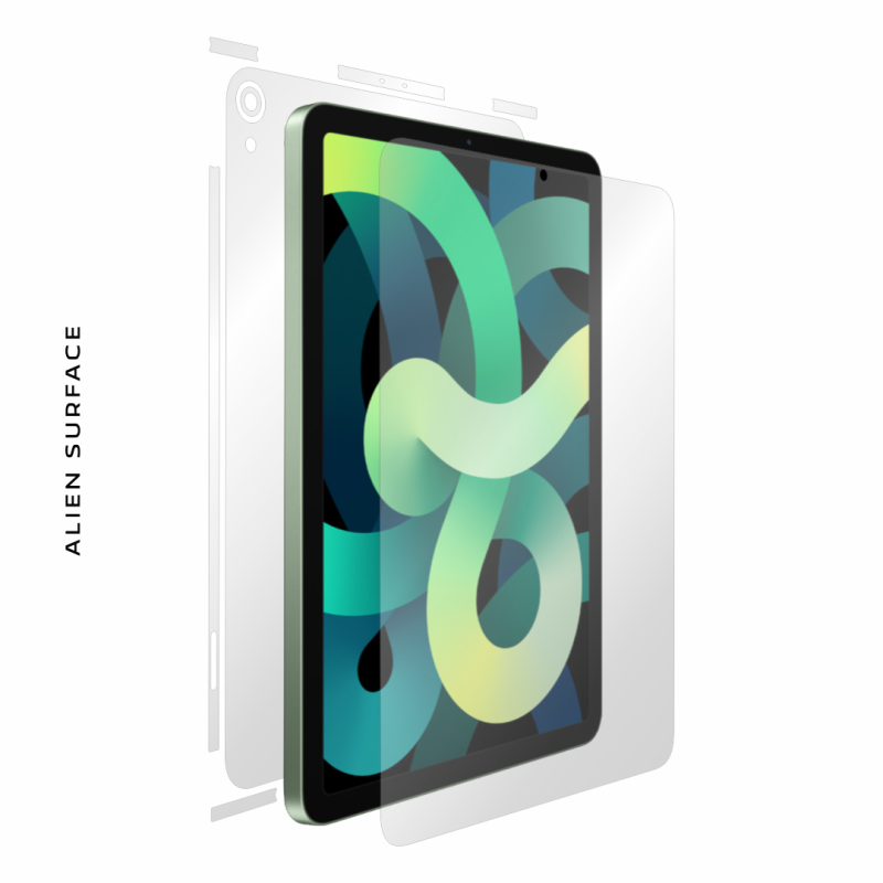 Apple iPad Air (2020) folie protectie Alien Surface