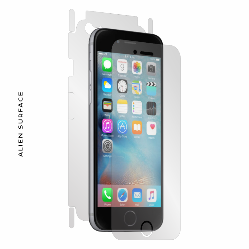 Apple iPhone 6S Plus folie protectie Alien Surface