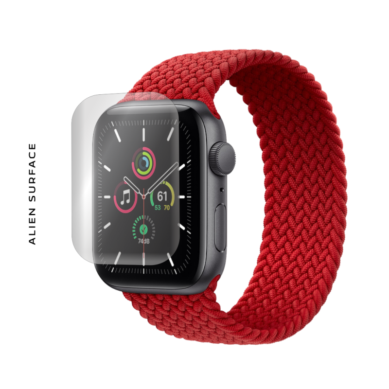 Apple Watch SE 44mm folie protectie Alien Surface
