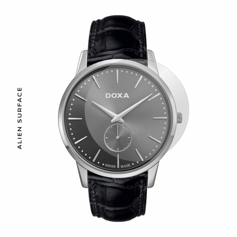 Doxa Slim Line folie protectie Alien Surface
